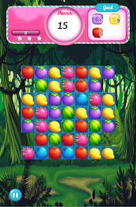 screenshot of Fruit Candy Bomb version 1.0.2
