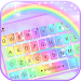 Download Galaxy Rainbow Keyboard Theme 1.0 APK