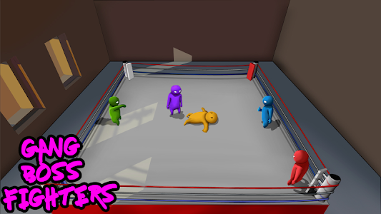 screenshot of Gang Boss Fighters version 1.1.1