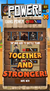 screenshot of Gang Town version 1.1.2