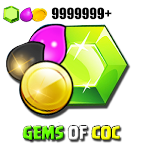 screenshot of Gems for Clash calc - COC version 1.0