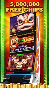 screenshot of Gold Fortune Casino™ - Free Vegas Slots version 5.2.0.12