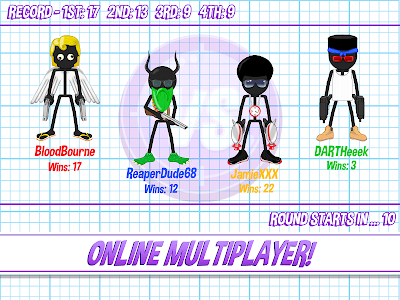 screenshot of Gun Fu: Stickman 2 version 1.26.11