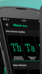 screenshot of HOT Movies HD - Free Online Films version 1.2