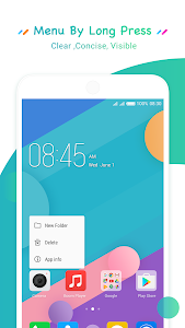 screenshot of HiOS Launcher - 2018Wallpaper, Theme, Cool,Smart version 3.0.044.2