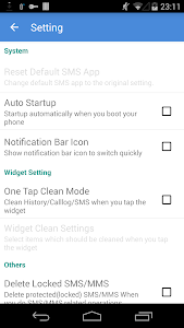 screenshot of History Eraser - Privacy Clean version 6.3.11.151