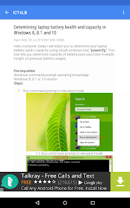 screenshot of ICT for Local Bodies version 2