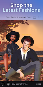 screenshot of IMVU - Game with 3D Avatars, Chat and Real Friends version 5.3.2.50302006