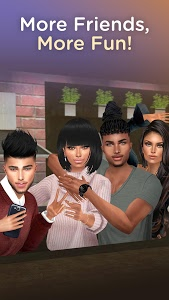 screenshot of IMVU: 3D Avatar! Virtual World & Social Game version Varies with device