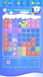 screenshot of Ice Block Puzzle version 1.0.3