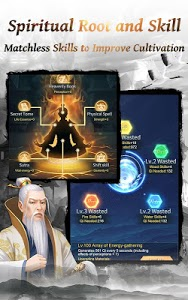 screenshot of Immortal Taoists-Idle Game of Immortal Cultivation version 1.3.5
