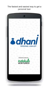 screenshot of Indiabulls Dhani - Phone se Loan version 1.5.7