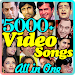 Download Indian Songs - Indian Video Songs - 5000+ Songs 1.1.4 APK