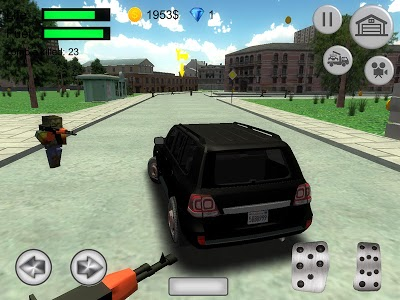 screenshot of Infected city: 200 series version 1.0