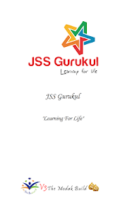 screenshot of JSS Gurukul version v3modak