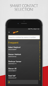 screenshot of JazzCash version 3.2.3