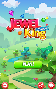 screenshot of Jewel Match King version 1.9.37