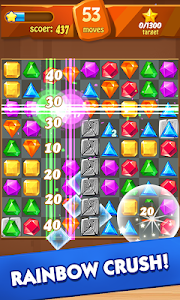screenshot of Jewel Fever - Jewel Match 3 Game version 1.5.7