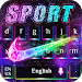 Keyboard theme for Sports