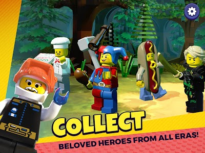 screenshot of LEGO® Legacy: Heroes Unboxed version 0.4.10