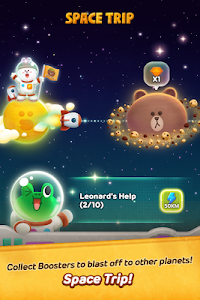 screenshot of LINE Bubble 2 version 2.9.0.38