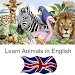 Download Learn Animals Names in English Pictures Words Quiz 2.3 APK