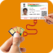 Download Guide For Linking Aadhar card with mobile number 1.1 APK