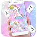 Lit Swag Unicorn Keyboard Theme