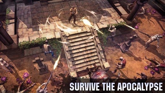 screenshot of Live or Die: Zombie Survival version 0.1.422