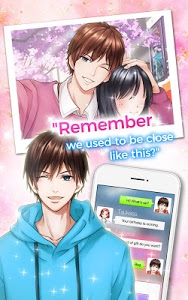 screenshot of Love Triangle -Free Otome Game version 1.6