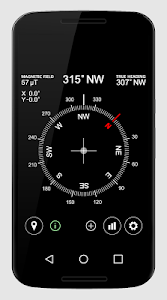 screenshot of Compass version 1.3.8