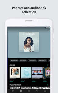 screenshot of MEGOGO - TV, movies, cartoons, audiobooks version 3.7.1