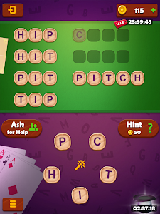 screenshot of Magic Words: Free Word Spelling Puzzle version 0.121.2