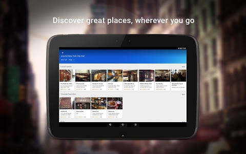 screenshot of Maps - Navigate & Explore version Varies with device