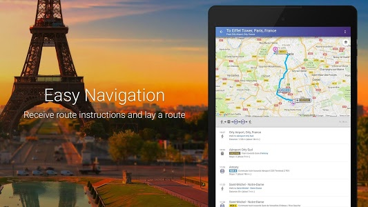 screenshot of Maps & GPS Navigation: Find your route easily! version 8.0.2