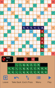 screenshot of Math Mania version Varies with device