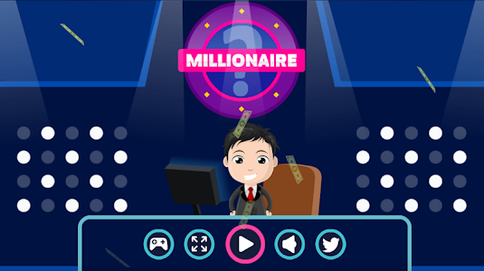 screenshot of Millionaire 2019 Porsuit of Knowledge -Trivia Quiz version 1.0.0
