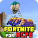 Mod of Fortnite Battle Royale for MCPE