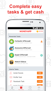 screenshot of Money App - Cash for Free Apps version 3.0