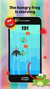screenshot of Mosquito Mission version 1.2