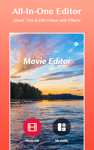 screenshot of Video Maker with Music, Photos & Video Editor version 1.8.7