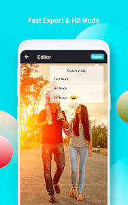 screenshot of VCUT Pro - Slideshow Maker Video Editor with Songs version 2.3.1