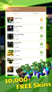 screenshot of Multiplayer for Minecraft PE - MCPE Servers version 1.2.102