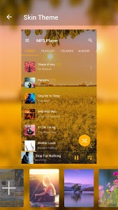 screenshot of Music Player - MP3 Player, Audio Player version 2.1.4.52