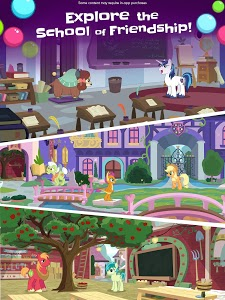 screenshot of My Little Pony Pocket Ponies version 1.5.3