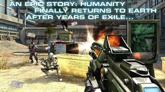 screenshot of N.O.V.A. 3: Freedom Edition version 1.0.1d