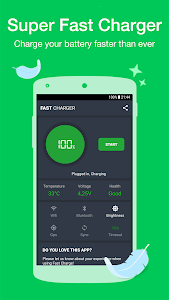 screenshot of Next Battery Doctor - Fast Charger version 1.6