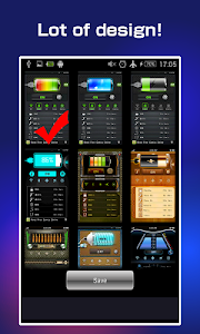 screenshot of One Touch Battery Saver version 3.25.8
