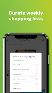 screenshot of OneCart - On Demand Grocery Delivery version v2.8.1.0