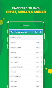screenshot of PAYFAZZ: Agen Pulsa, Top Up Go-Pay & PPOB Termurah version 3.2.6